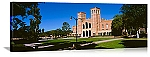 Los Angeles, California UCLA Royce Hall Panorama Picture