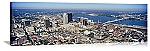 Louisville, Kentucky Aerial City Skyline Panorama Picture