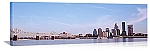 Louisville, Kentucky Ohio River Skyline Panorama Picture