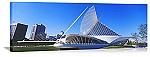 Milwaukee, Wisconsin Milwaukee Art Museum Panorama Picture