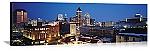 Milwaukee, Wisconsin Scenic Skyline Panorama Picture