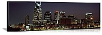 Nashville, Tennessee Evening Skyline Panorama Picture