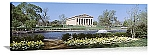 Nashville, Tennessee The Parthenon at Bicentennial Park Panorama Picture