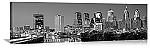 Philadelphia, Pennsylvania Night Skyline Panorama Picture