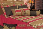 Santa Fe Luxurious Western Comforter Bedding Set