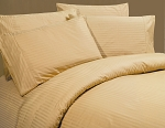 Luxurious Sateen 100% Cotton Gold Bedding Sheet Set