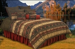 Sierra Luxurious Western Comforter Bedding Set