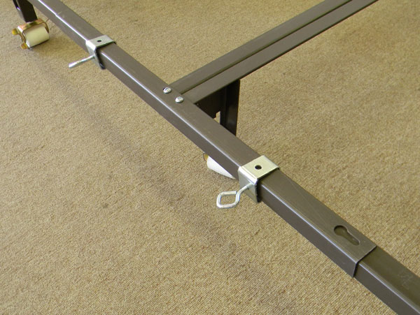 & Heavy Duty Queen Size Metal Bed Frame Aboutintivar.Com