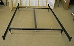 Bed Frame For Split Queen Box Spring or Split Queen Foundation