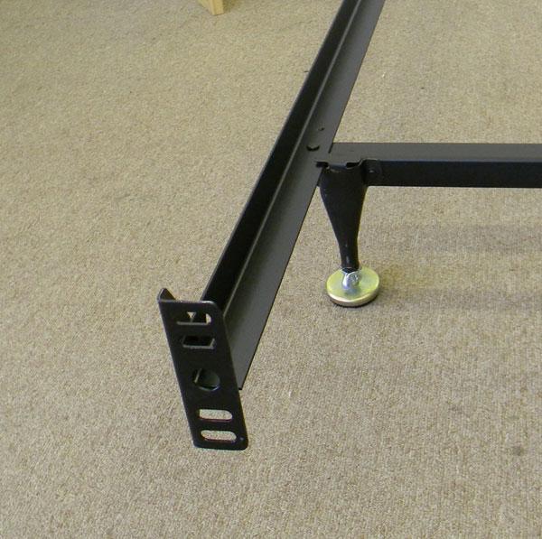 Box Spring Metal Bed Frame Bed Frame For Split Queen Box