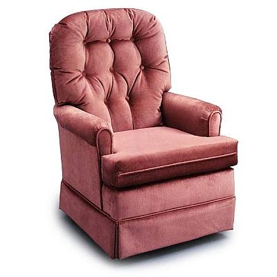 Joplin Swivel Rocker Chair