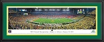2011 National Championship Oregon Vs Auburn Deluxe Framed Picture