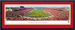 Iowa State University Winning Touchdown Jack Trice Stadium Deluxe Frame