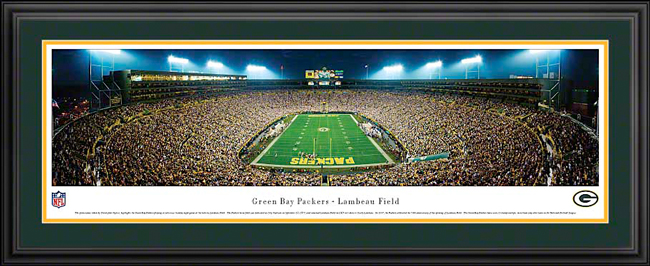 Amazoncom packers picture frame
