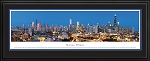 Chicago, Illinois Deluxe Framed Skyline Picture 11