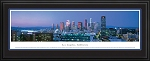 Los Angeles, California Deluxe Framed Skyline Picture 2b