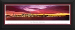 San Francisco, California Deluxe Framed Skyline Picture 7
