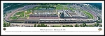 100th Anniversary Indianapolis Motor Speedway Framed Panoramic Picture