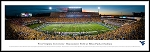West Virginia University Framed Stadium Picture