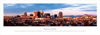 Phoenix Arizona Panoramic Picture 2