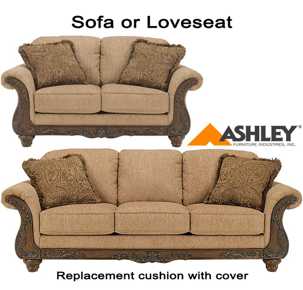 Beautiful Home U003e Replacement Cushions U003e Replacement Sofa Cushions U003e Ashley® Cambridge Replacement  Cushion Cover, 3940138 Sofa Or 3940135 Love