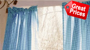 Parlour Game Valance - Close Out - Curtains