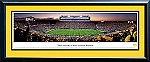 University of Iowa Kinnick Stadium Deluxe Framed Picture 2