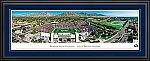Brigham Young University LaVell Edwards Stadium Deluxe Framed Picture