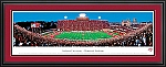 Indiana University Memorial Stadium Deluxe Framed Picture