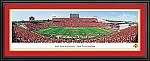 Iowa State University Jack Trice Stadium Deluxe Framed Picture