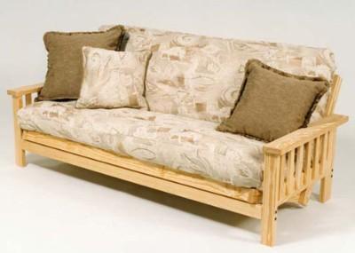 himalaya full size futon frame