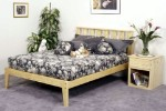 Queen Size Rock Bed Frame