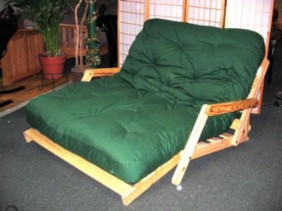 trifecta full size futon frame