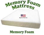 Twin Memory Foam Mattress 8
