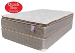 Quick Ship! Three Quarter Size Foam Encased Mattress