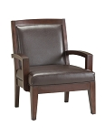 Fowler Transitional Arm Accent Chair