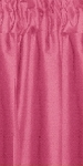 Fuchsia Tier Curtains