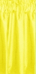 Lemon Yellow Cafe Curtains