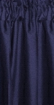 Navy Blue Cafe Curtains