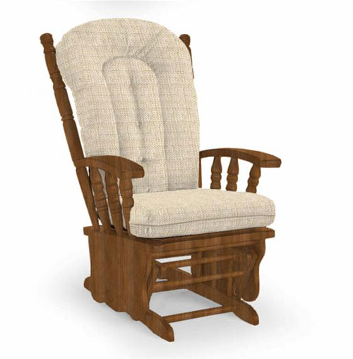 o glider rocking chair walmart and ottoman chairs Source · Glider Cushions  TIN Designs - Rocking Chairs Replacement Cushions - Thesecretconsul.com