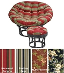 Outdoor Papasan Replacement Cushion Designer Print