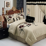 Medford Luxury 7 Piece Comforter Set