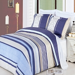 Park Ave King/California King 4 Piece 300 Thread Count Egyptian Cotton Comforter Set