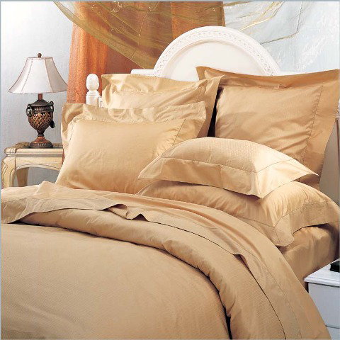 3 Piece Full Queen Solid 300 Percale Thread Count Egyptian