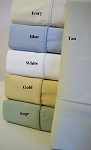 King Size 400 Thread Count Bamboo Egyptian Cotton Sheets Solid