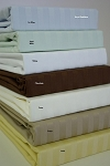 Full Or Double Size 800 Thread Count Egyptian Cotton Sheets Striped