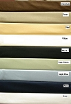 King Waterbed Size 300 Thread Count Egyptian Cotton Sheets Solid With Pole Attachment