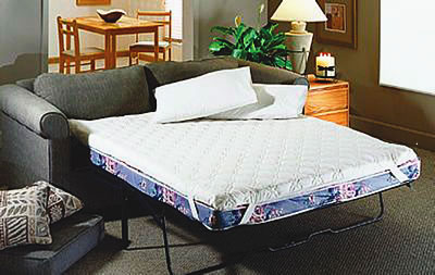 Sofa Sleeper Queen Size Extra Thick Mattress Pad