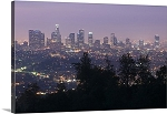 Los Angeles, California Griffith Observatory Panorama Picture