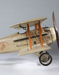Spad XIII French Airplane Model